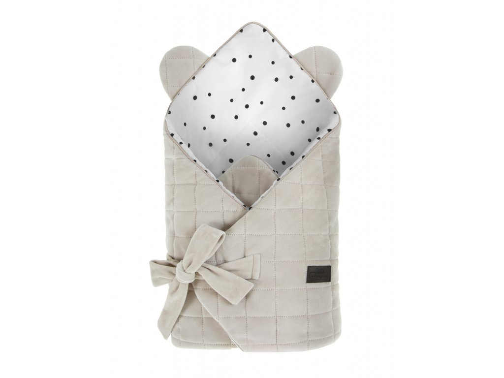 Zavinovačka Sleepee Royal Baby Swaddle Wrap písková
