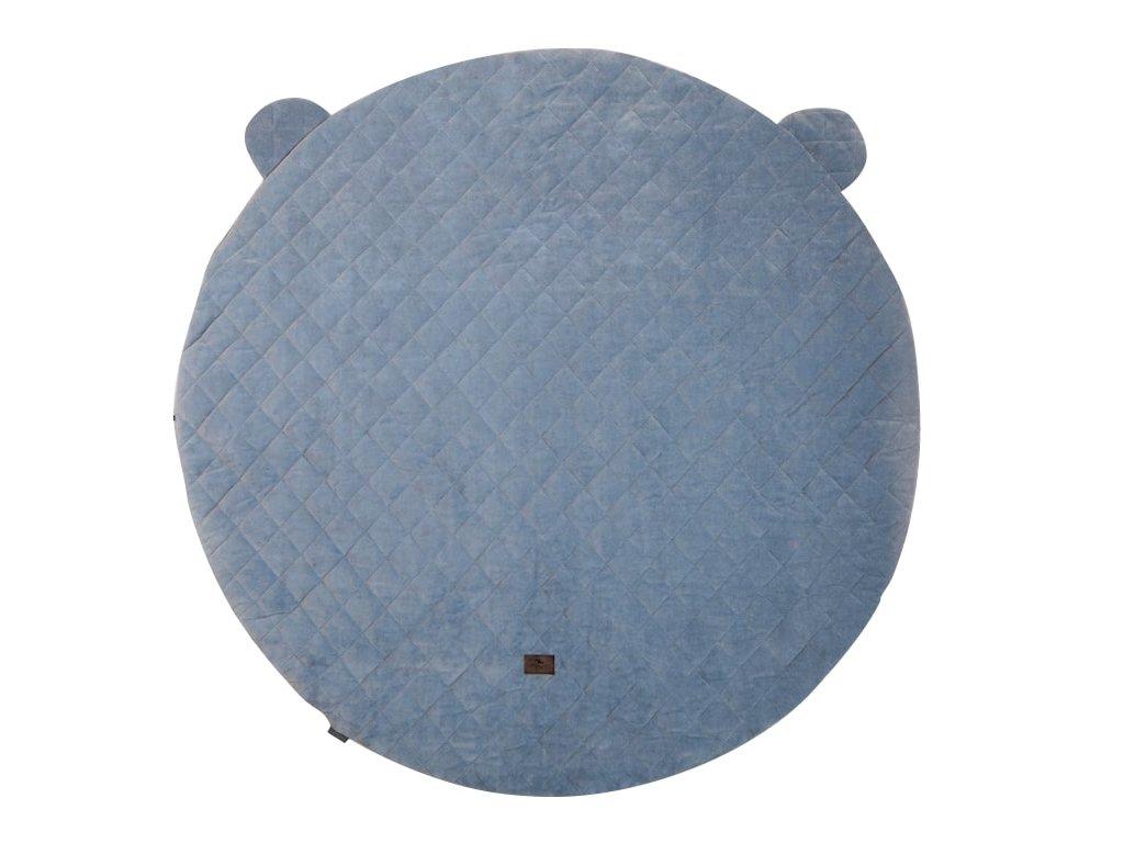 Hrací podložka Sleepee Royal baby Playing Mat modrá