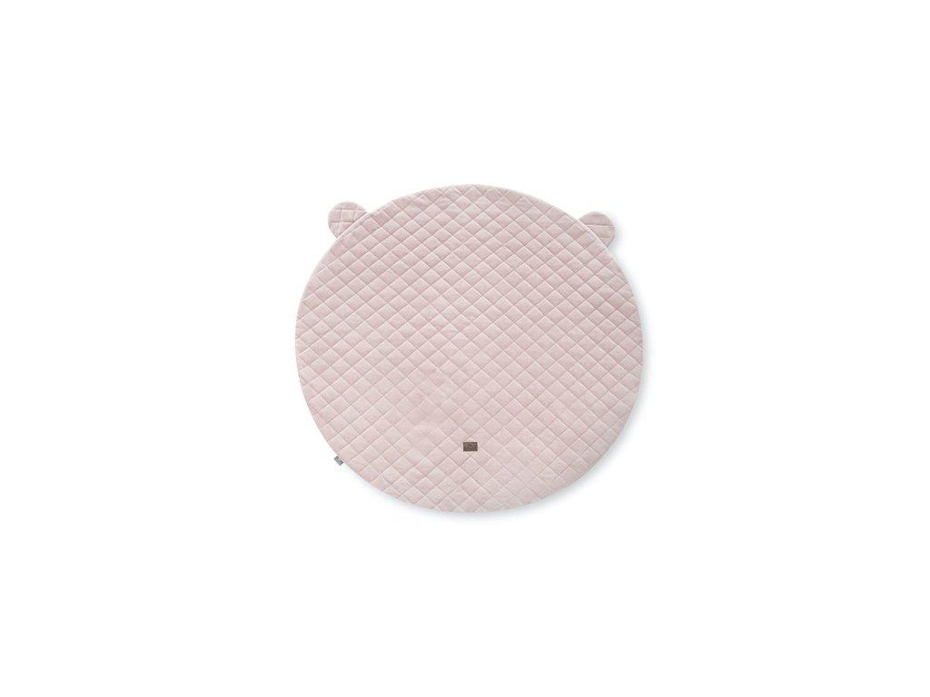 hrací deka royal baby růžový