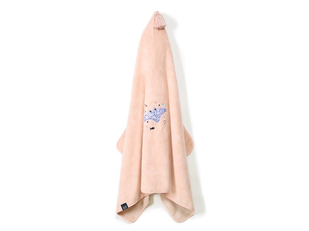 Bambusová osuška s kapucí La Millou