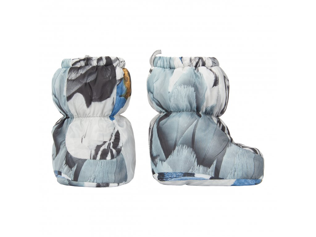 Lodger Dětské zimní capáčky Socker Polyester Print Herron 1