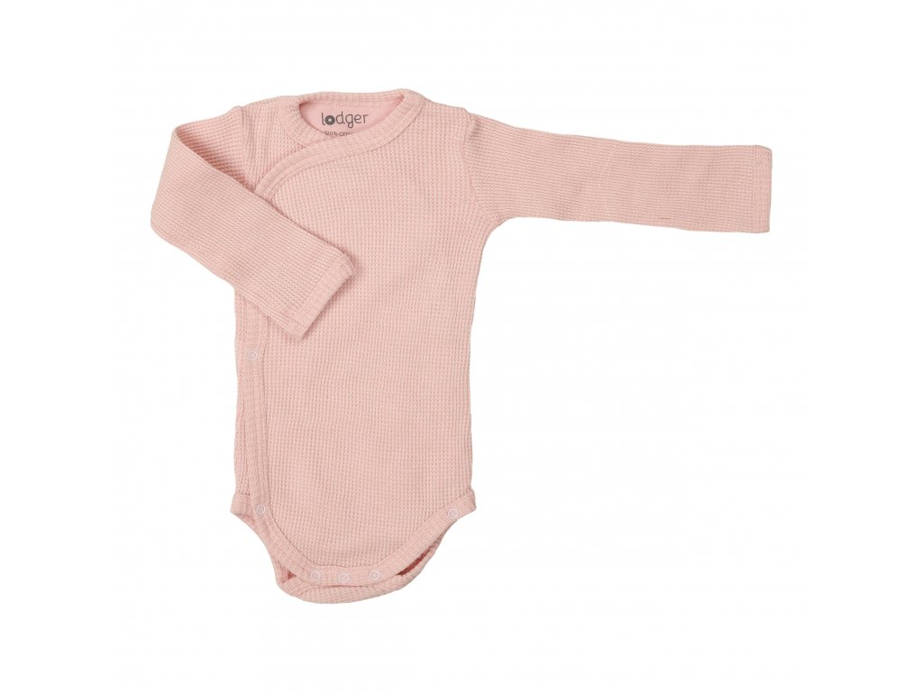 Lodger Dětské body Romper Long Sleeves Ciumbelle Sensitive 1