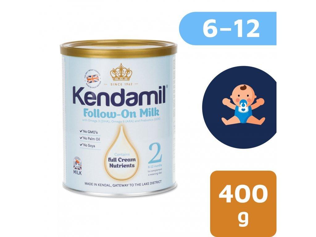 Kendamil pokračovací mléko 2 (400g) 3