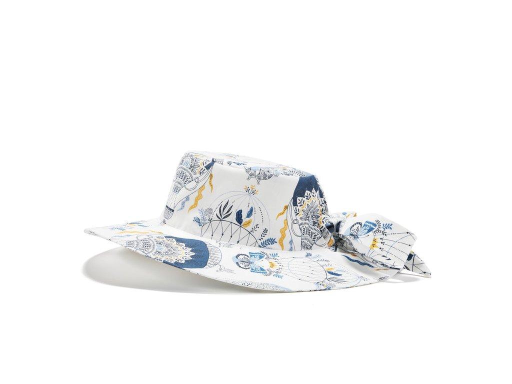 Dětský klobouk La Millou Little Lady Hat Cappadocia Sky