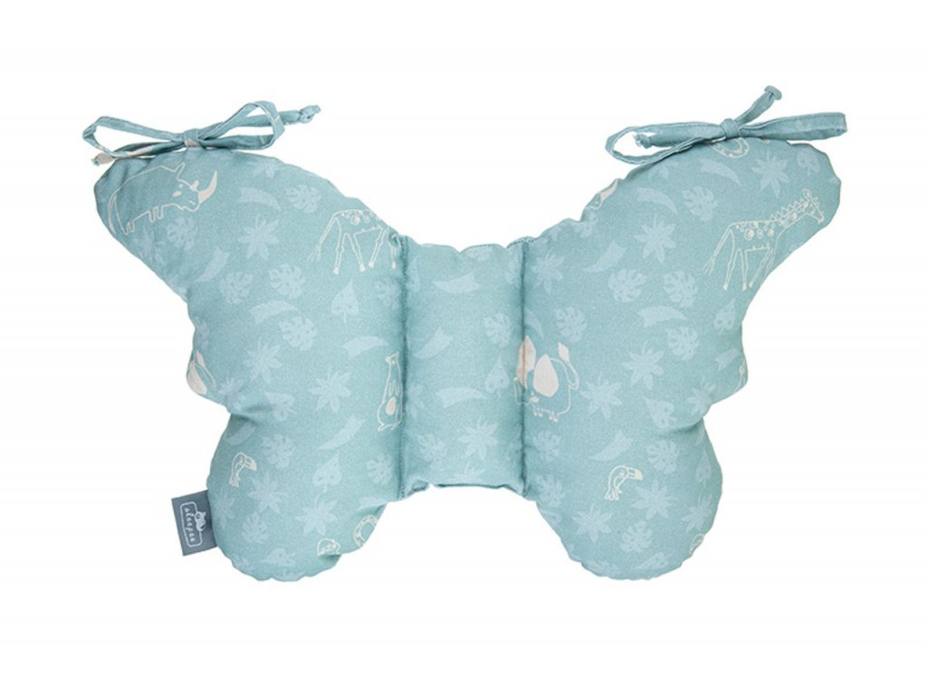 Stabilizační polštářek Sleepee Butterfly pillow safari