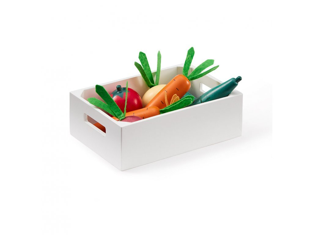 bedynka se zeleninou