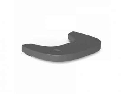 Childhome Pult k židli Evolu 2 ABS Anthracite