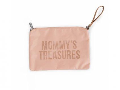 Childhome Mateřská taška Mommy's Treasures Pink Copper