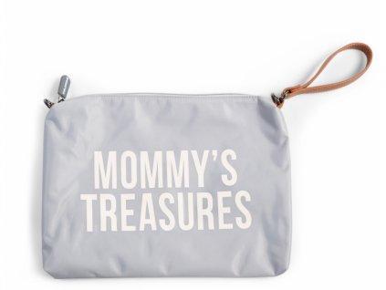 Childhome Mateřská taška Mommy's Treasures Off White