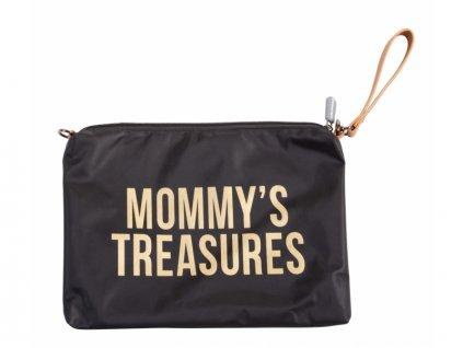 Childhome Mateřská taška Mommy's Treasures Gold