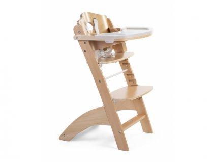 Childhome Rostoucí židlička Lambda 3 Natural