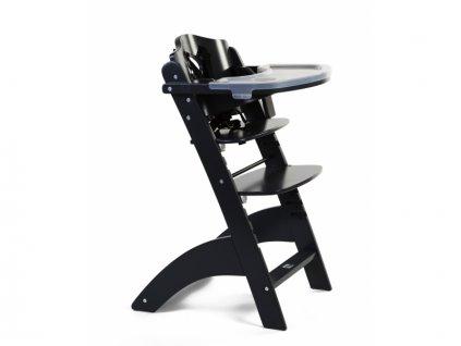Childhome Rostoucí židle Lambda 3 Black