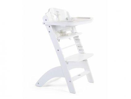 Childhome Rostoucí židle Lambda 3 White