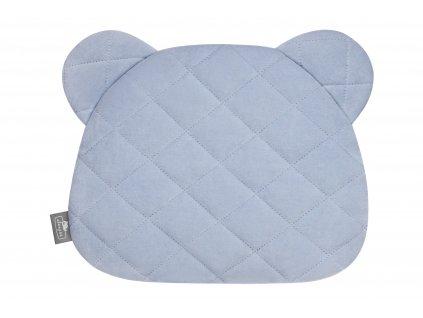 Polštář Sleepee Royal Baby Teddy Bear Pillow modrá