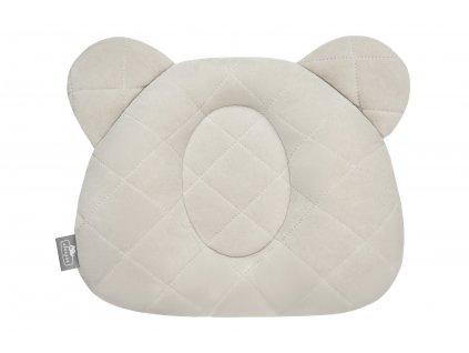 Fixační polštář Sleepee Royal Baby Teddy Bear Pillow písková
