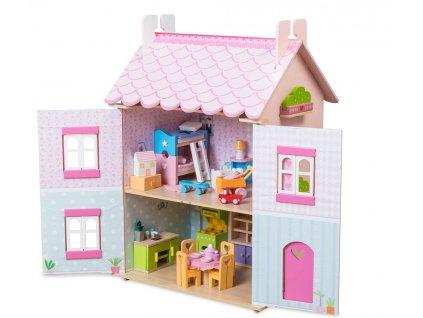 13971 le toy van domecek pro panenky my first dreamhouse