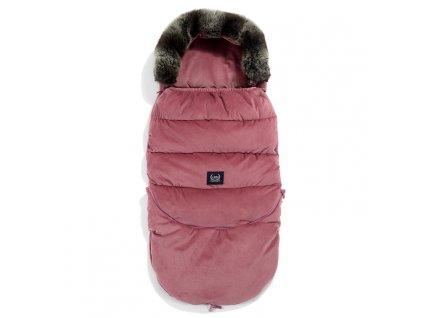 La Millou Dětský rostoucí zimní fusak Aspen Winterproof Combo Mulberry