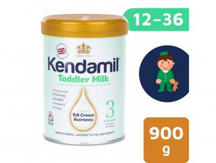 Kendamil batolecí mléko 3 (900g) 5