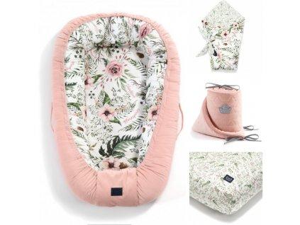 Luxusní sada La Millou Powder Pink & Wild Blossom