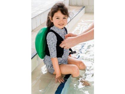 Turtle Pack plavecká pomůcka vesta s krunýřem