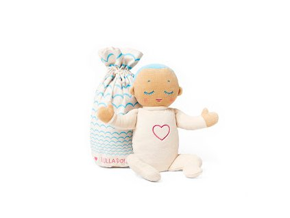 Dýchací panenka Lulla Doll Sky