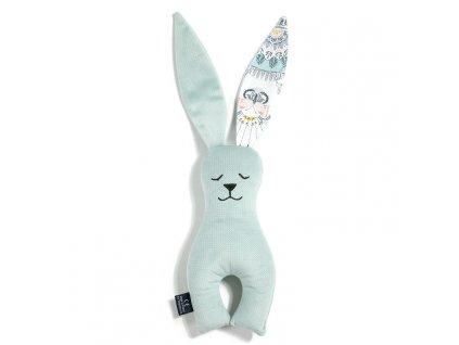 Dětský usínáček La Millou Toy Bunny Smoke Mint - Cappadocia Dream