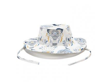 Dětský klobouk La Millou Safari Hat Cappadocia Sky