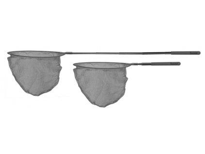 Scrunch Dětská síťka na hmyz a rybičky Cool Grey
