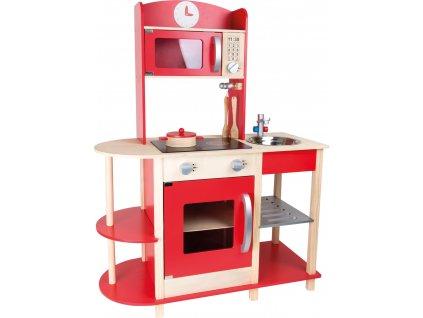 Small Foot Dřevěná dětská kuchyňka Gourmet