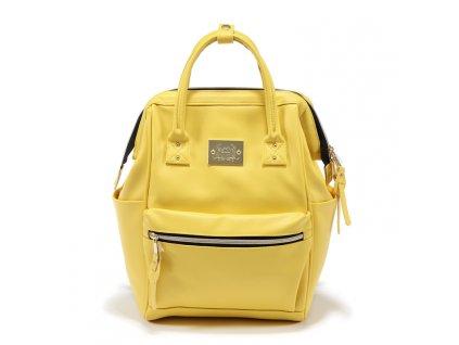 Přebalovací batoh na kočárek La Millou Dolce Vita Pure Jamaica žlutý