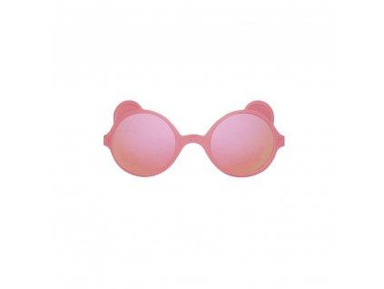 KiETLA sluneční brýle OURS'ON Antik Pink růžová 1 2 roky2 4 roky