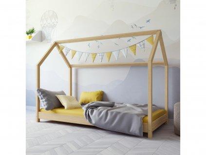 Dětská postel domeček Bella House