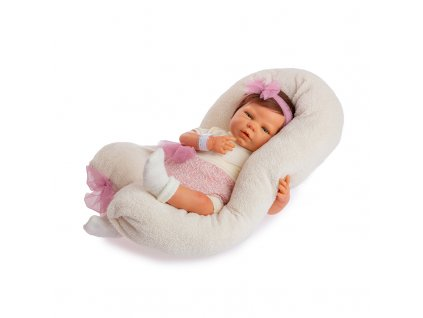 Berjuan realistická panenka Sweet Reborn 50cm
