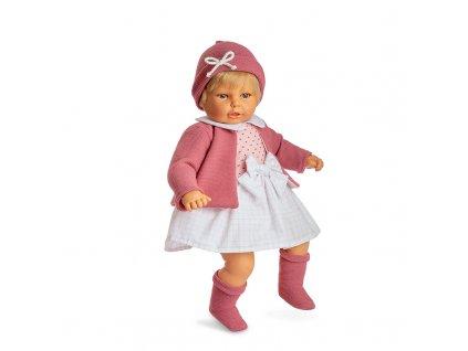 Berjuan panenka miminko Mi Nene holčička Boutique Doll 60cm