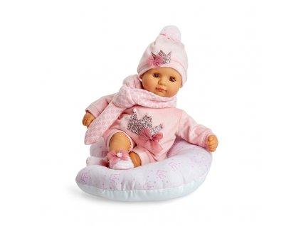 Berjuan Interaktivní panenka pro nejmenší Baby Shoes 34cm
