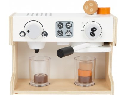 Small Foot Dětskaý dřevěný kávovar eliwood
