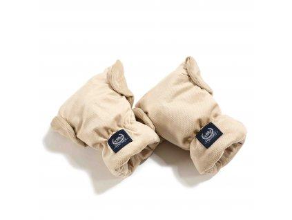 rukavice na kočárek eliwood sand
