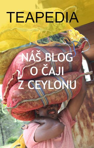 Teapedia - náš blog o čaji z Ceylonu