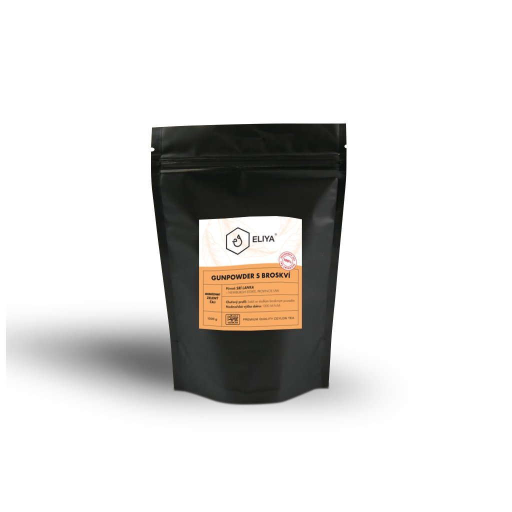 black sacek gp broskev 1kg
