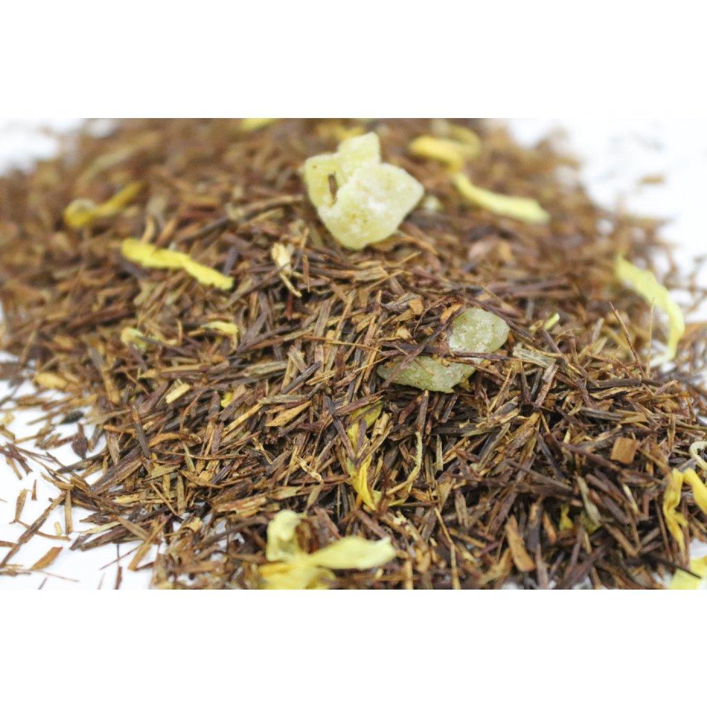Rooibos s mangem - bylinný čaj [MAXI 300g]