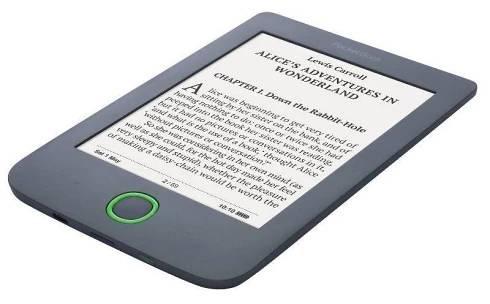 Ebook čtečky