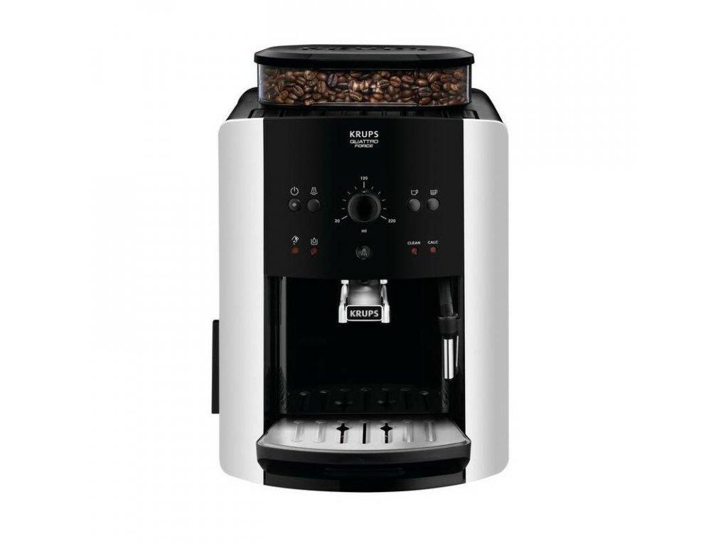 Espresso Krups EA811810 - černé/stříbrné / ROZBALENO