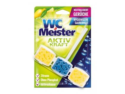 WC Meister závěska do WC citron 45 g