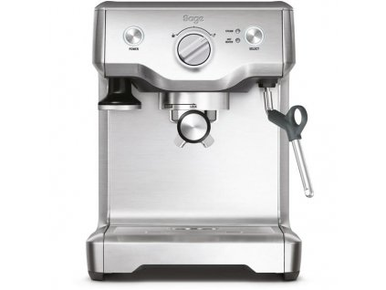 Espresso SAGE BES810 - stříbrné