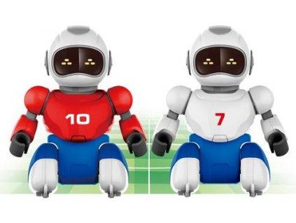 RoboFotbal - panáčci na dálkové ovládání  FOTBAL  / ROZBALENO