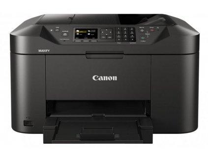 Tiskárna multifunkční Canon MAXIFY MB2150 A4, 19str./min, 13str./min, 600 x 1200, automatický duplex, WF, USB