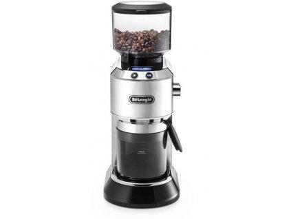 Kávomlýnek DeLonghi DEDICA KG521M / stříbrný