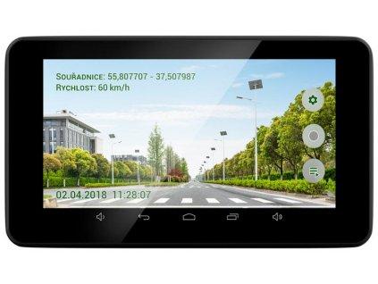 Navigační systém GPS Navitel RE900 Lifetime, s kamerou - černá