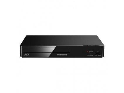 Blu-ray přehrávač Panasonic DMP-BD84EG-K - černý / ROZBALENO