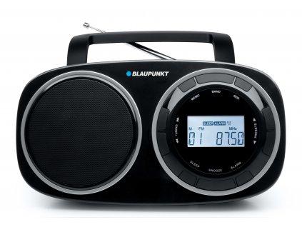 Digitální rádio Blaupunkt BSD-9000 / PLL / 1,2W / Budík / ZÁNOVNÍ